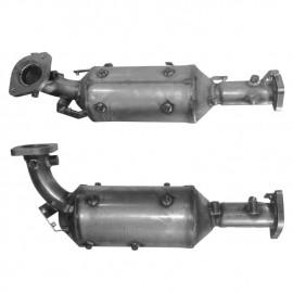 NAVARA 2.5dCi Turbo Diesel (D40)