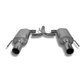 ALFA ROMEO 159 1.9 JTD kW 88 - 110 POSTERIORE 2 x Ø 100mm