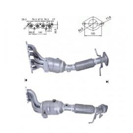 FOCUS C-MAX 1.6i 16V 1596 cc 74 Kw / 101 cv HWDA/B