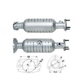 HR-V 1.6i 16V 1590 cc 77 Kw / 105 cv D16W1