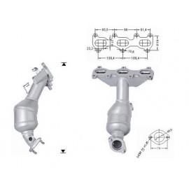 SANTA FE 2.7i V6 24V 2656 cc 127 Kw / 173 cv G6BA
