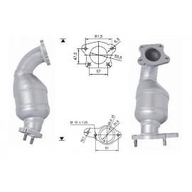 D-MAX 2.5TDI 2499 cc 100 Kw / 136 cv 4JK1T4C