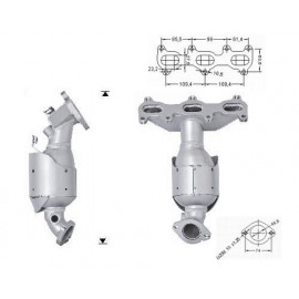 SPORTAGE 2.7i V6 24V 2656 cc 129 kW / 175 CV 6BA