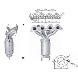 SPORTAGE 2.0i 16V 1975 cc 104 Kw / 141 cv 4GC