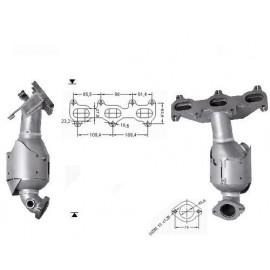 MAGENTIS 2.5i V6 24V 2493 cc 124 Kw / 169 cv 6BV