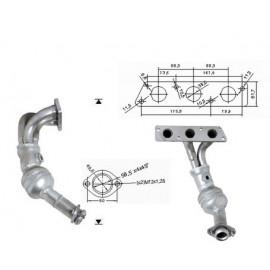 FREELANDER 2.5i V6 2497 cc 130 Kw / 177 cv 25K4F