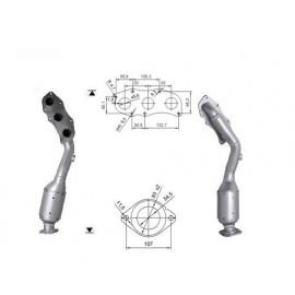 IS250 2.5i V6 24V 2500 cc 153 Kw / 208 cv 4GRFSE