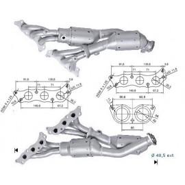 IS200 2.0i 24V 1988 cc 114 Kw / 155 cv 1GFE