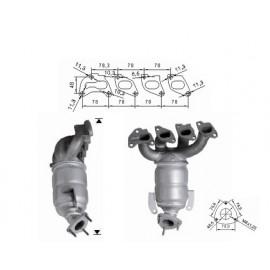 CORSA D 1.2i 16V 1229 cc 59 Kw / 80 cv Z12XEP