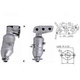 107 1.0i 12V 998 cc 50 Kw / 68 cv 1KRFE (CFA)