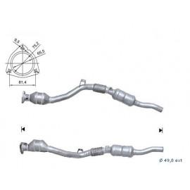 SUPERB 2.8i V6 30V 2771 cc 142 Kw / 193 cv AMX