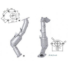 FORESTER 2.0i Turbo 4WD 1994 cc 130 Kw / 177 cv EJ205