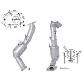 IMPREZA 2.0i Turbo 4WD 1994 cc 160 Kw / 218 cv EJ20T