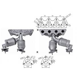 GOLF V 2.0i 16V FSI 1984 cc 110 Kw / 150 cv AXW / BLR / BLX / BLY