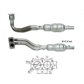 S40 1.6i 16V 1587 cc 80 Kw / 110 cv B4164S2