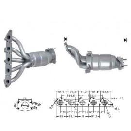 S60 2.4i 2435 cc 125 Kw / 170 cv B5244S
